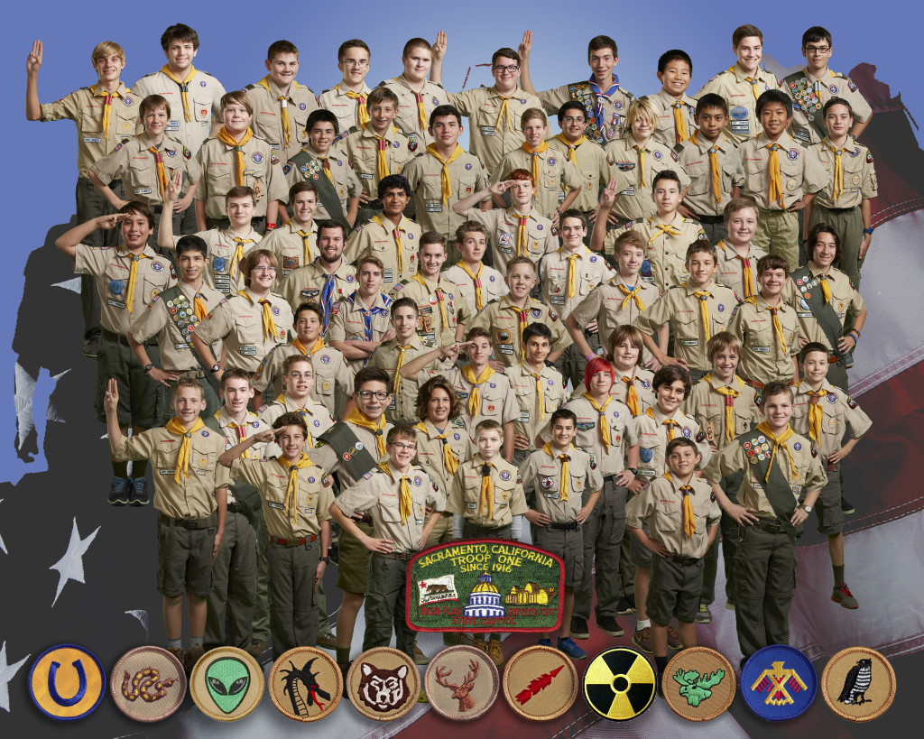 Whole Troop v2 flat